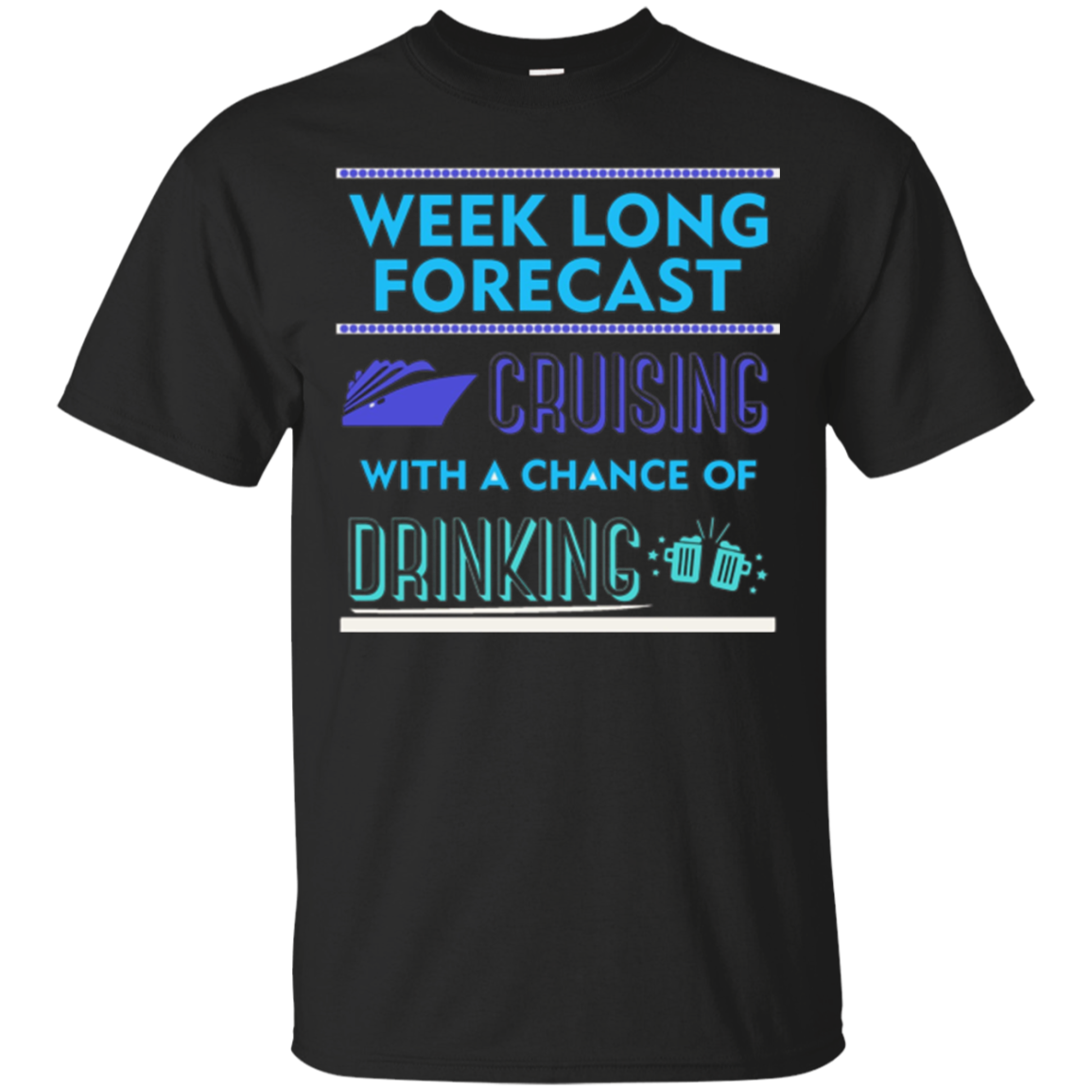 Cruise Week Long Forecast Cruising With A Chance Of Drinking Shirts