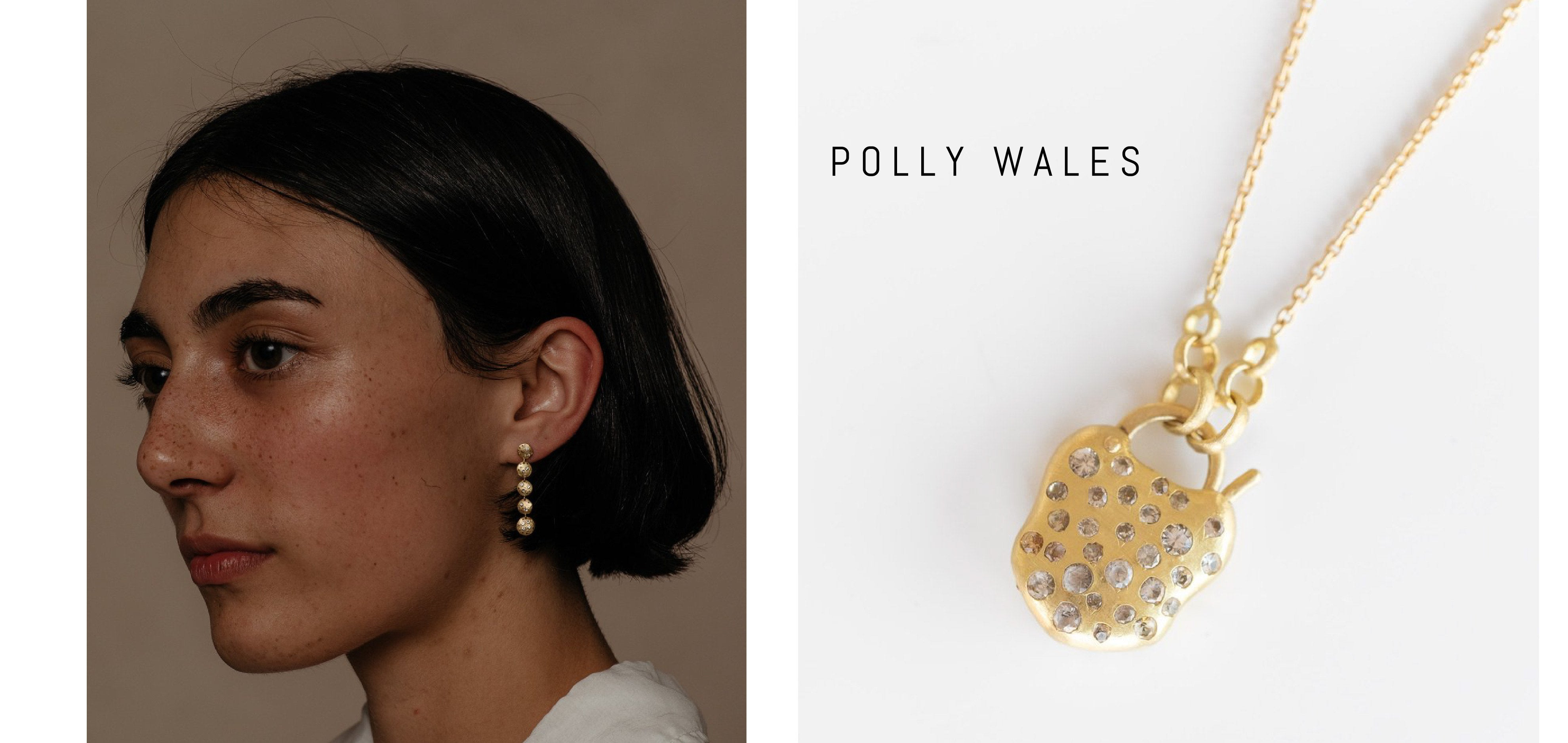 POLLY WALES at Reliquary SF