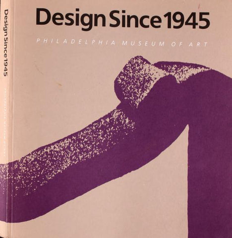 DESIGN SINCE 1945 BOOK