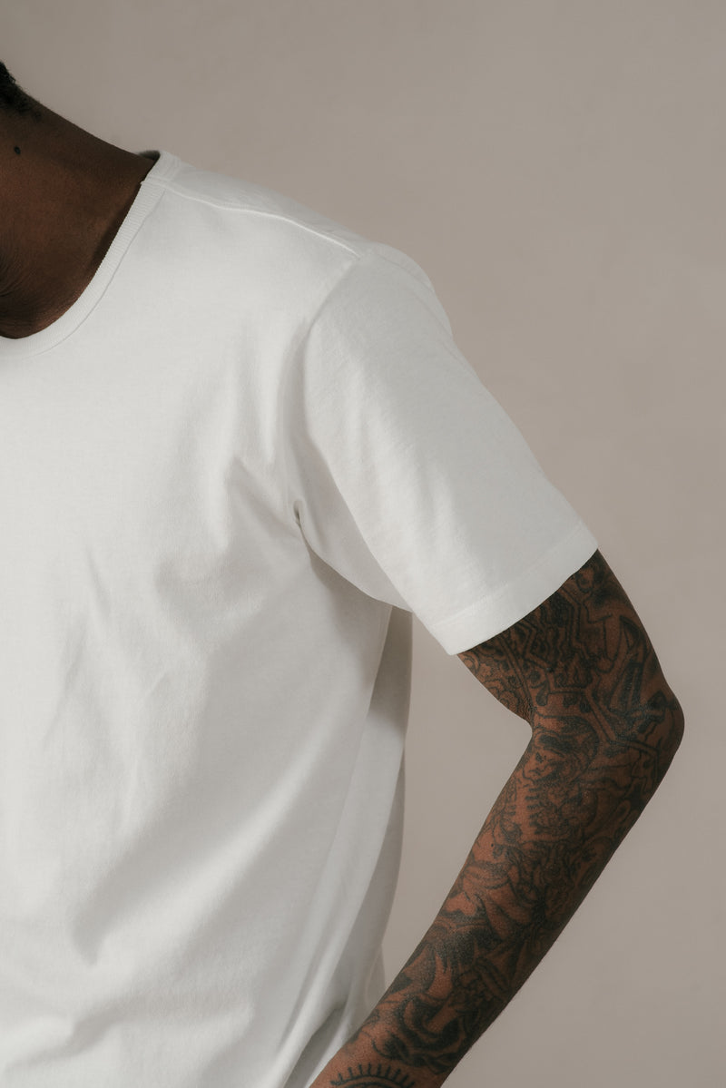 Lady White Co. | TEE 2-PACK IN WHITE