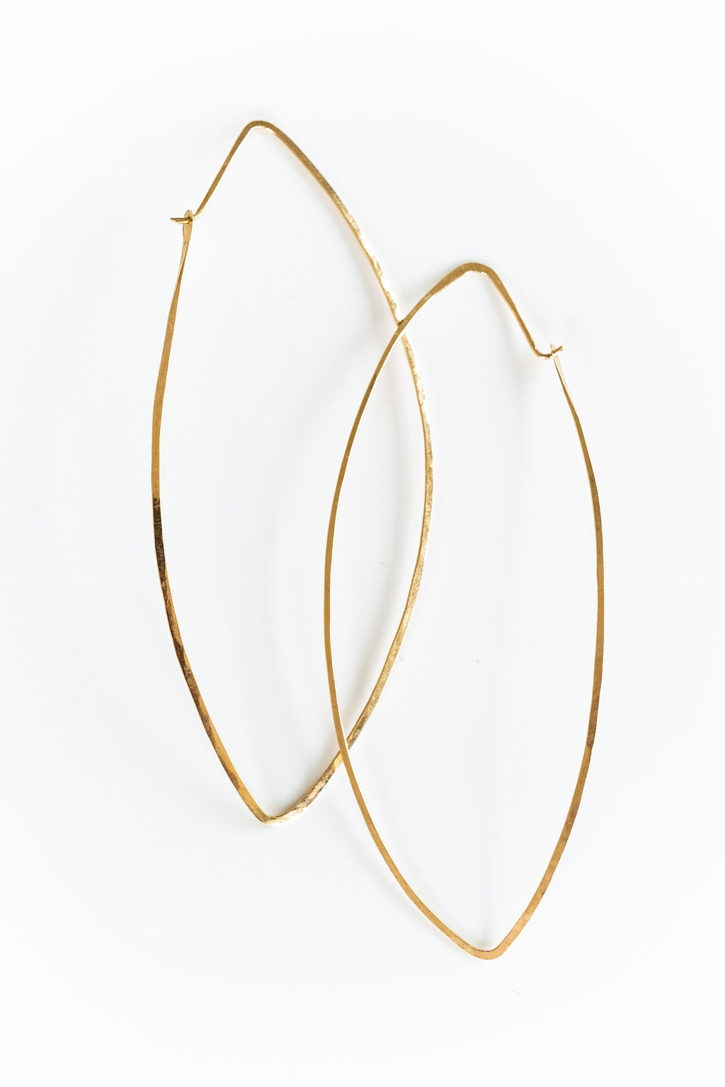 14K ANABELLA HOOP EARRINGS