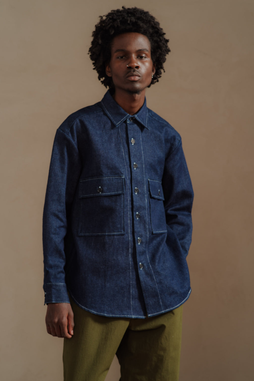 EVAN-KINORI-INDIGO-BIG-SHIRT