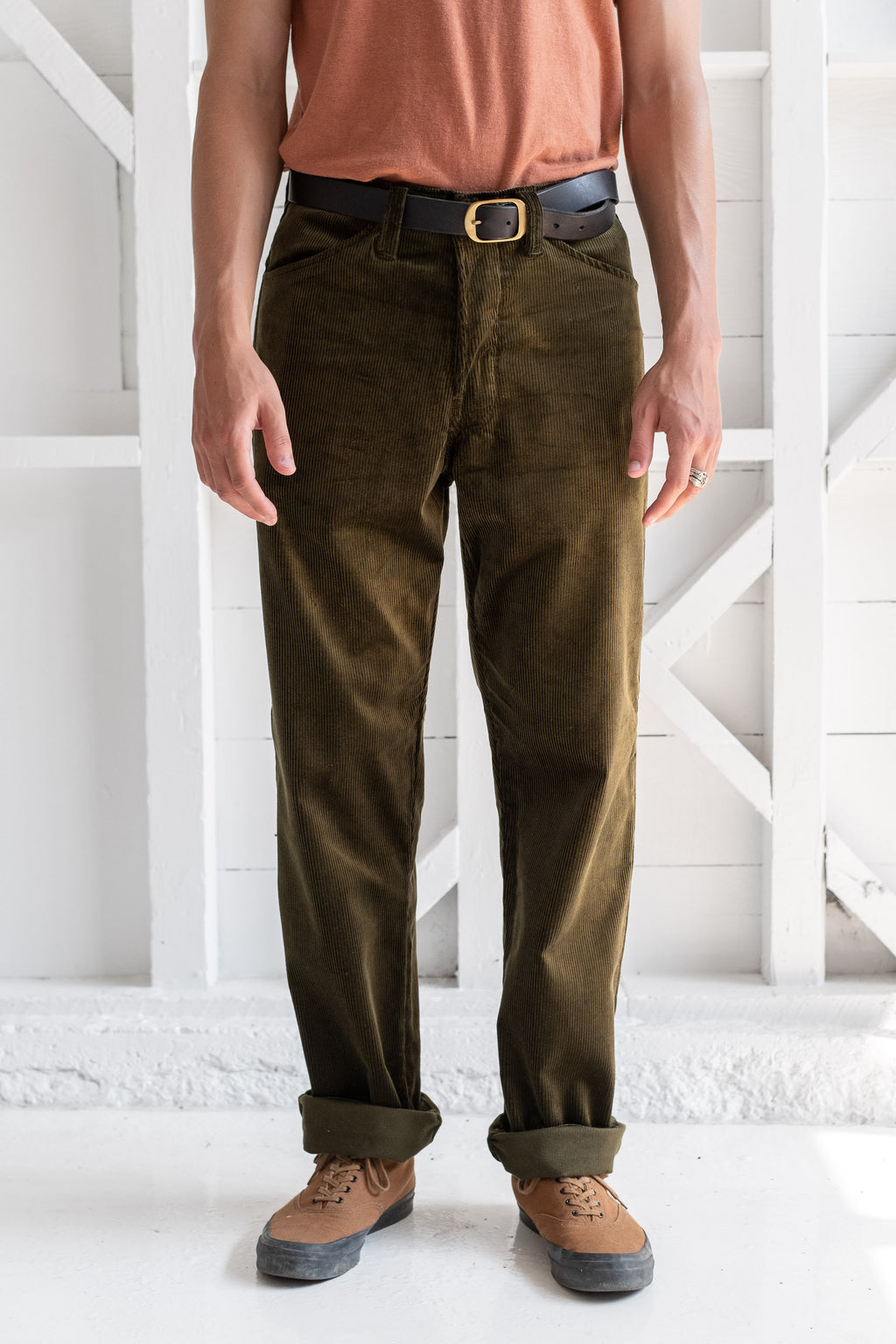 FOUR POCKET PANT