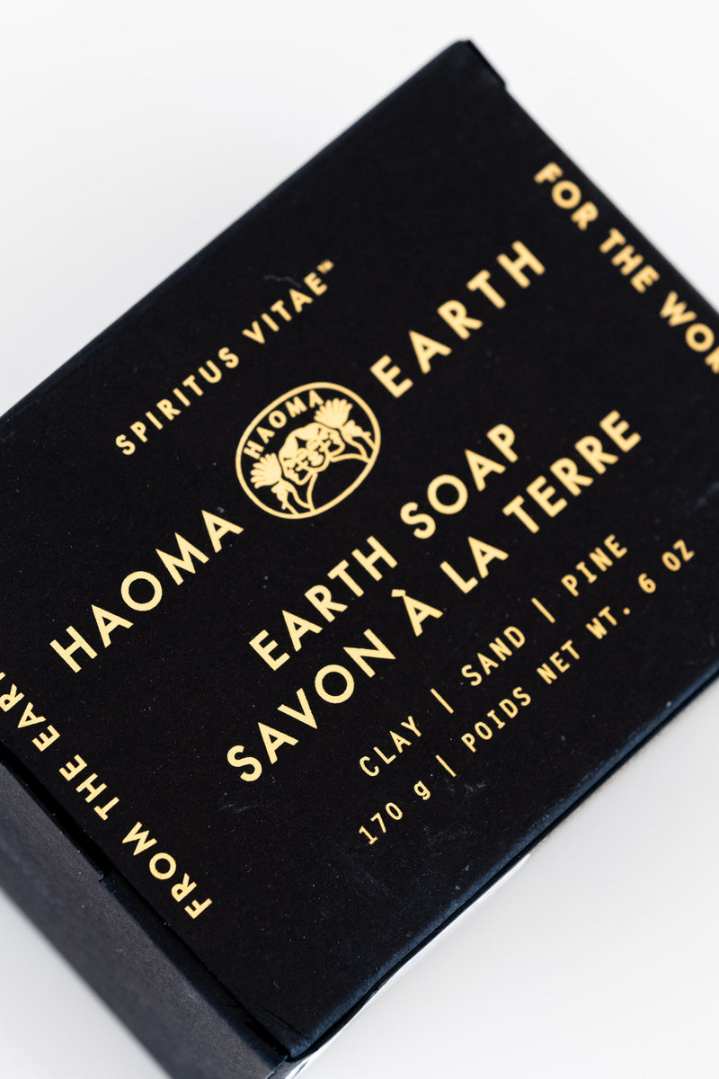 EARTH BAR BODY SOAP
