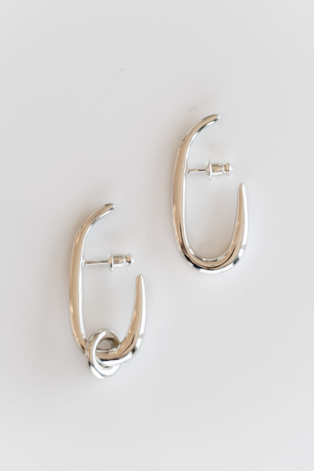 OVAL HOOPS NO. 2
