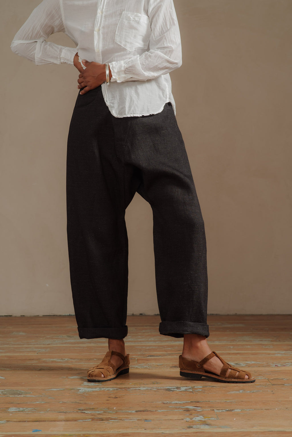 JAN-JAN-VAN-ESSCHE-ANTHRACITE-TROUSERS#53
