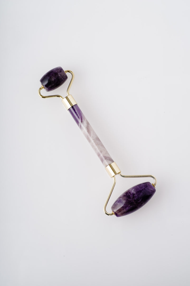 Cleres | AMETHYST FACE ROLLER