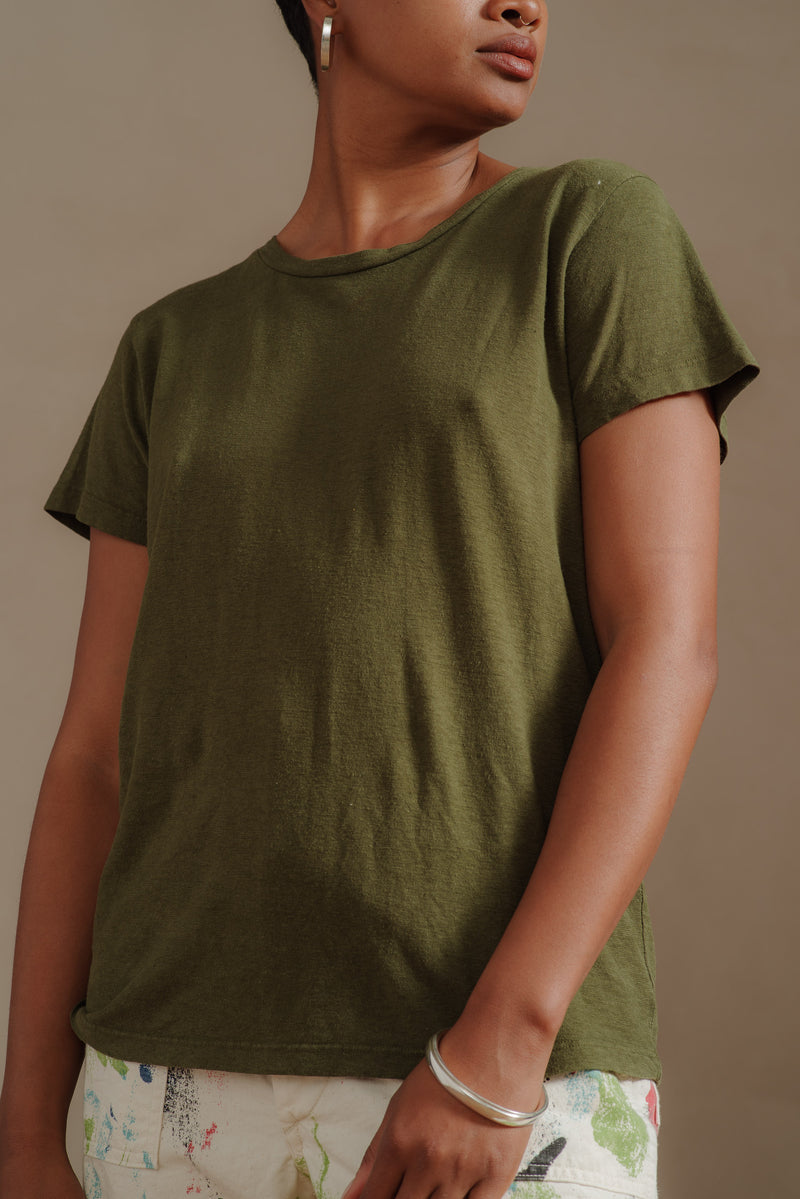 JUNGMAVEN-SUPPLY-GREEN-LOREL-TEE