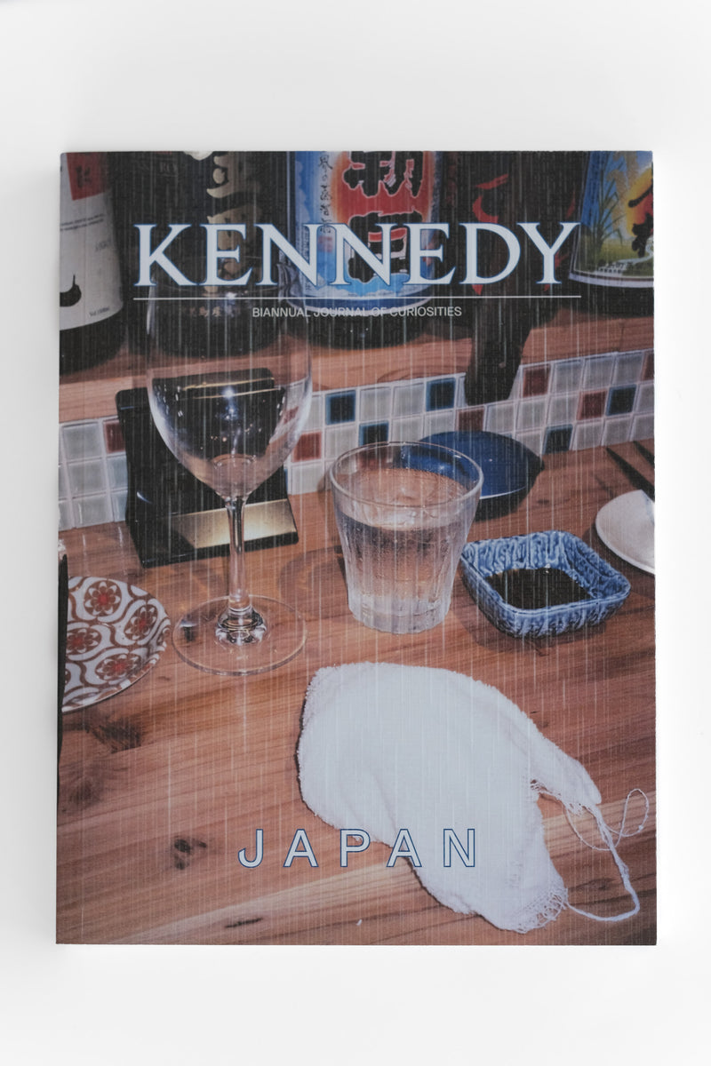 KENNEDY ISSUE NO. 11 | JAPAN