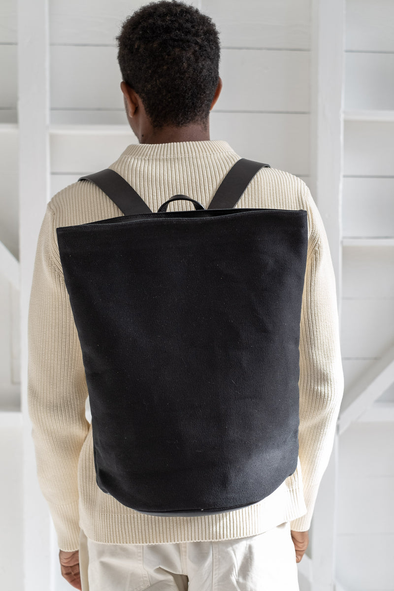 CANVAS HARVEST BACKPACK