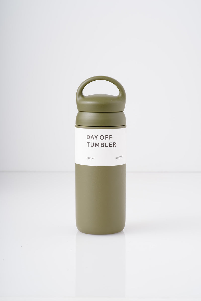 Kinto | DAY OFF TUMBLER IN KHAKI