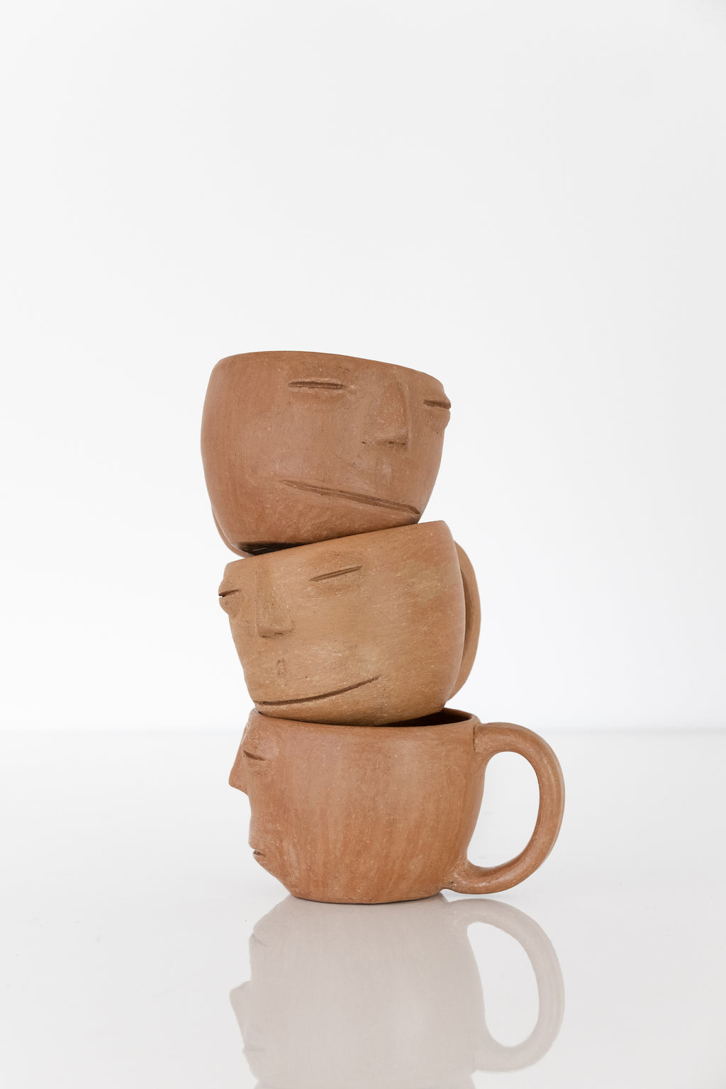 BARRO NATURAL FACE MUG