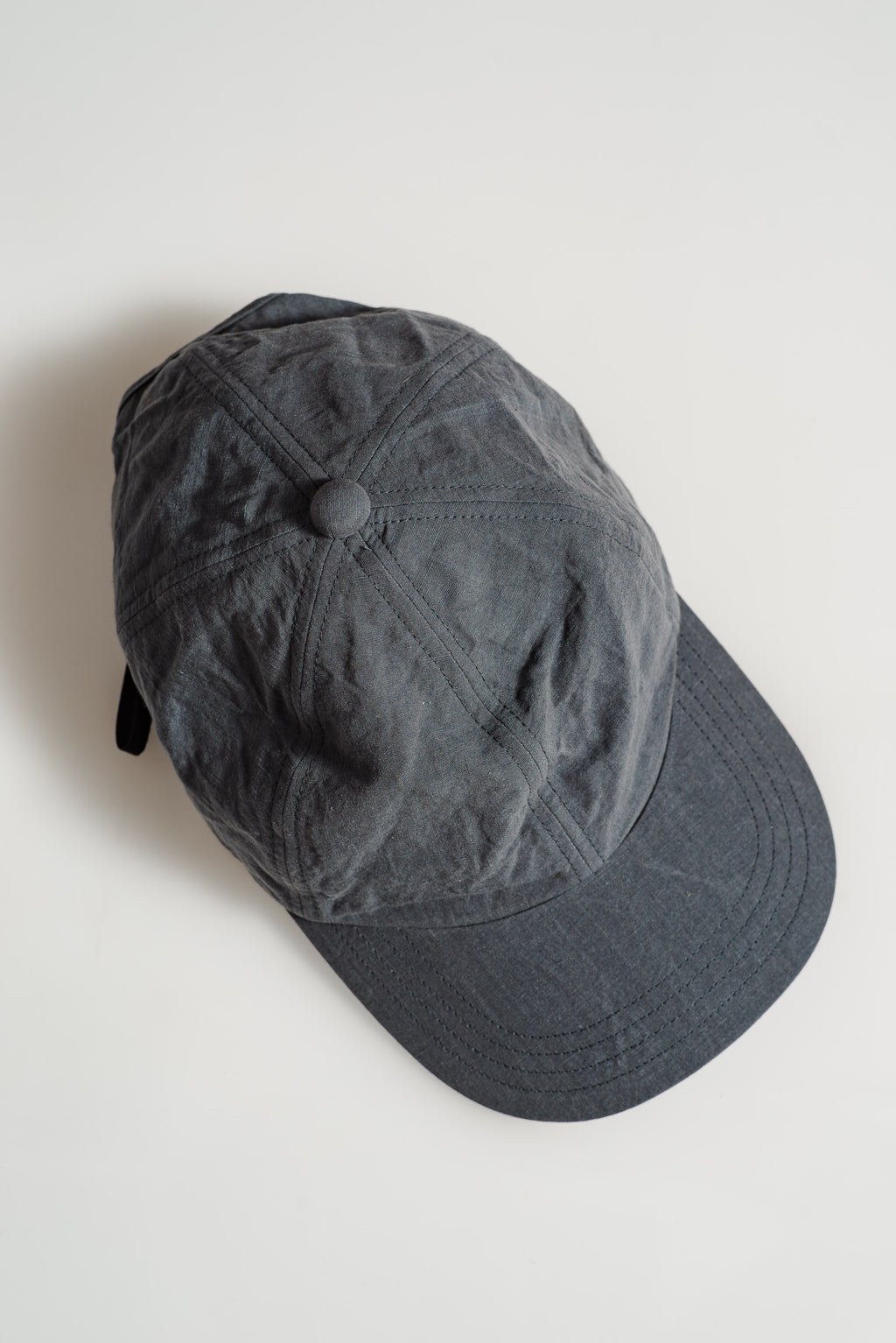 MANTLE-DAWN-GREY-LINEN-CAP