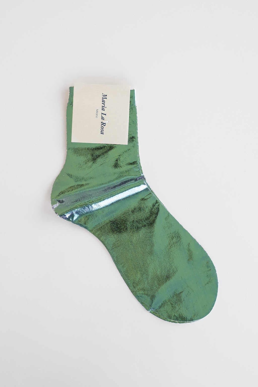 SILK LAMINATED SOCKS
