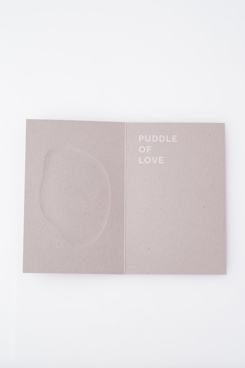 Noat | PUDDLE CARD