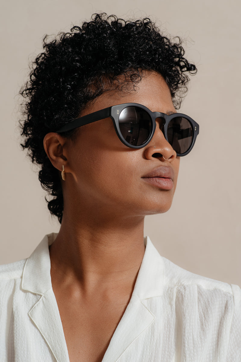 RAEN Sunglasses Parkhurst in Matte Black