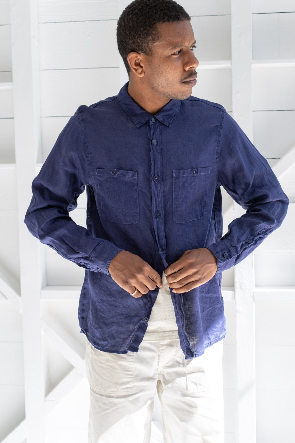 CAMP 2-POCKET SHIRT