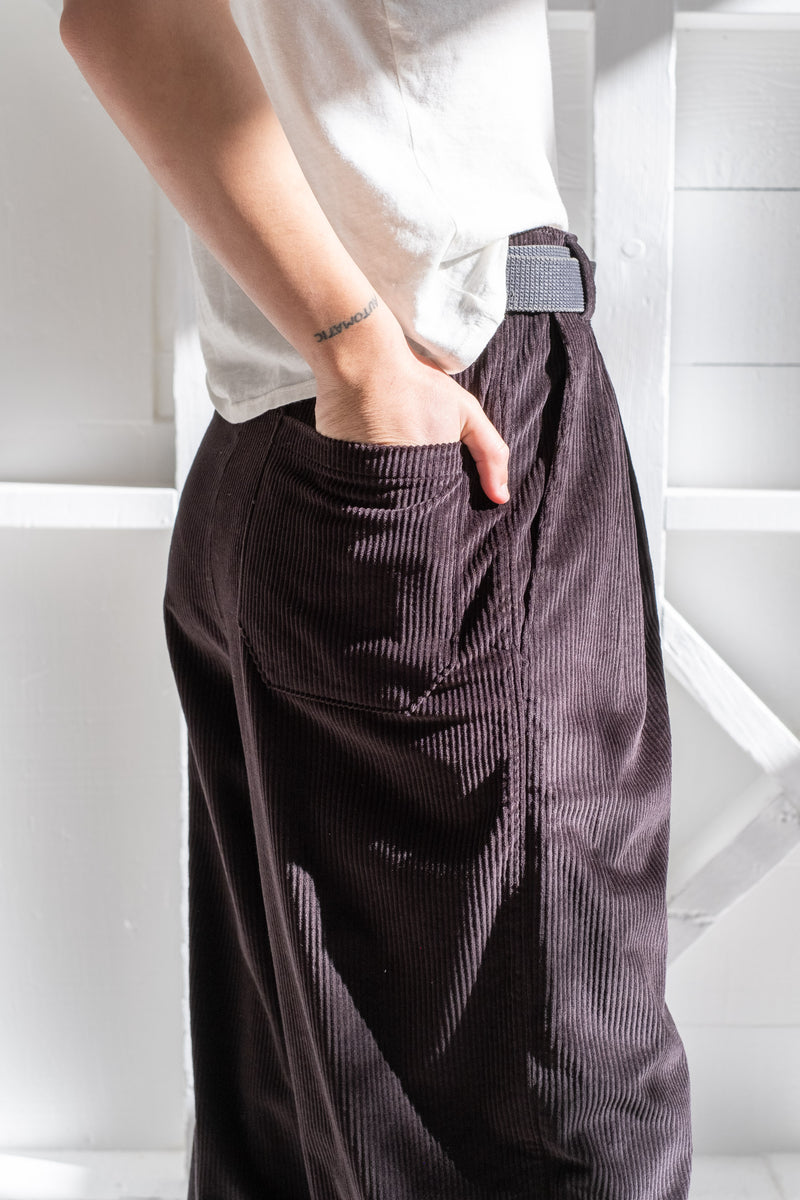 THE PLEATED PANT