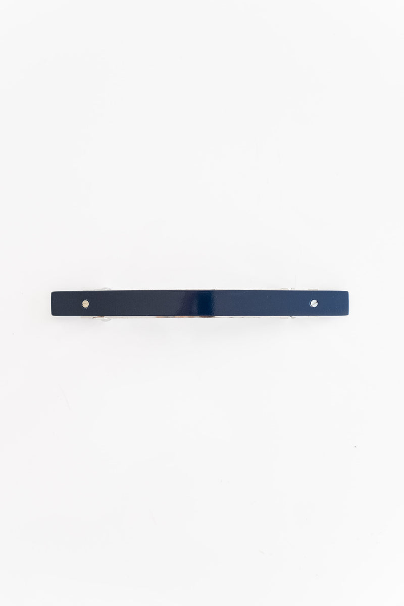 XL BARRETTE NAVY