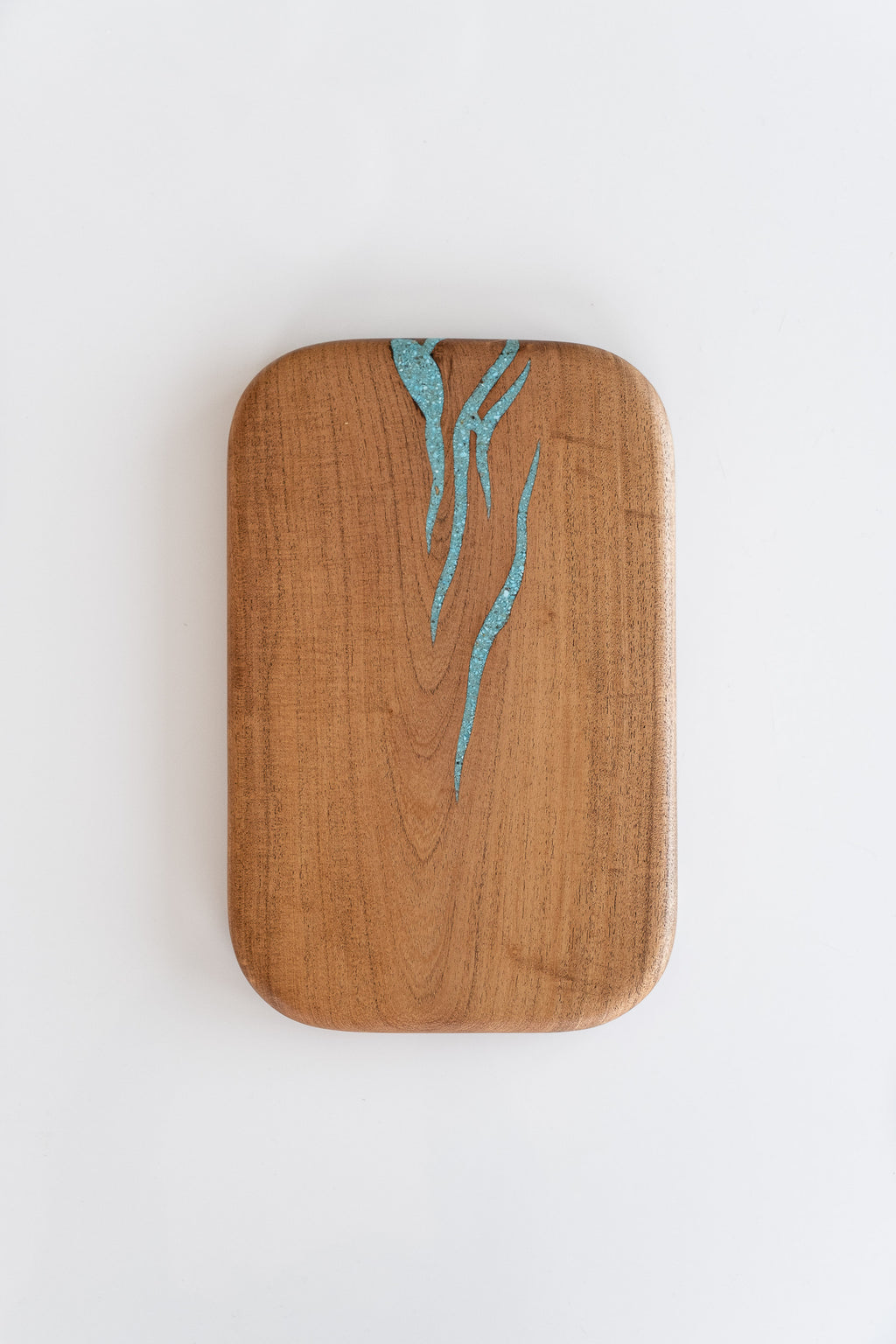 MINI CUTTING BOARD WITH INLAY