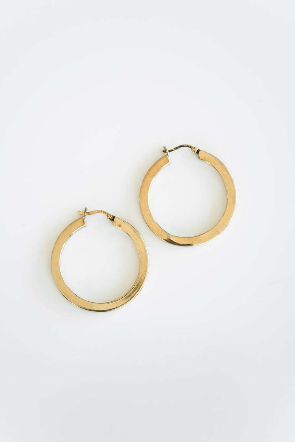 9K SQUARE STOCK HOOPS