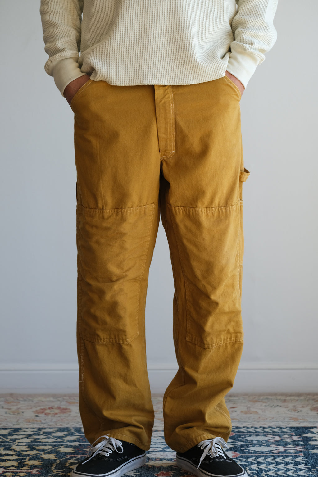 GOLD STAN RAY PANTS