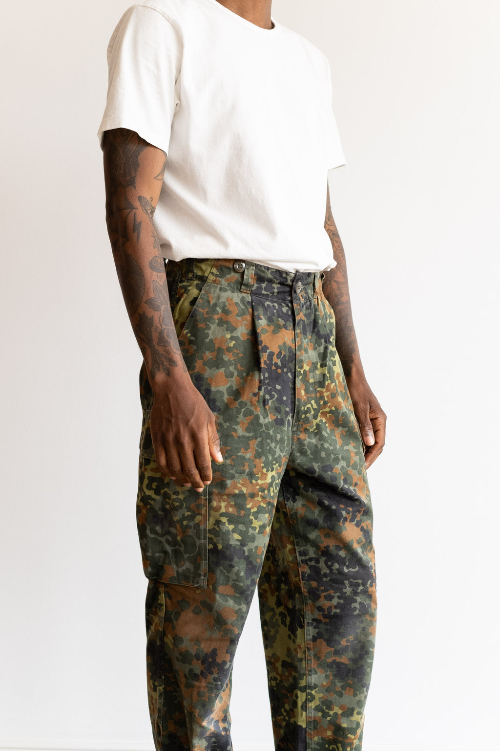 GERMAN CAMO PANTS