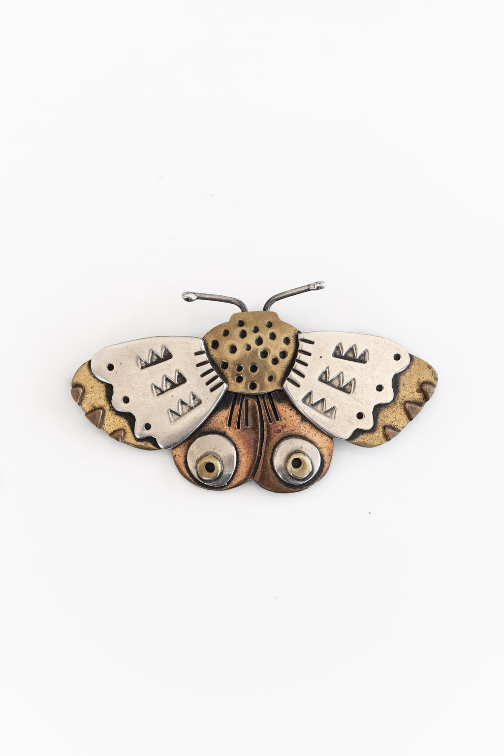 FAR FETCHED BUTTERFLY PIN