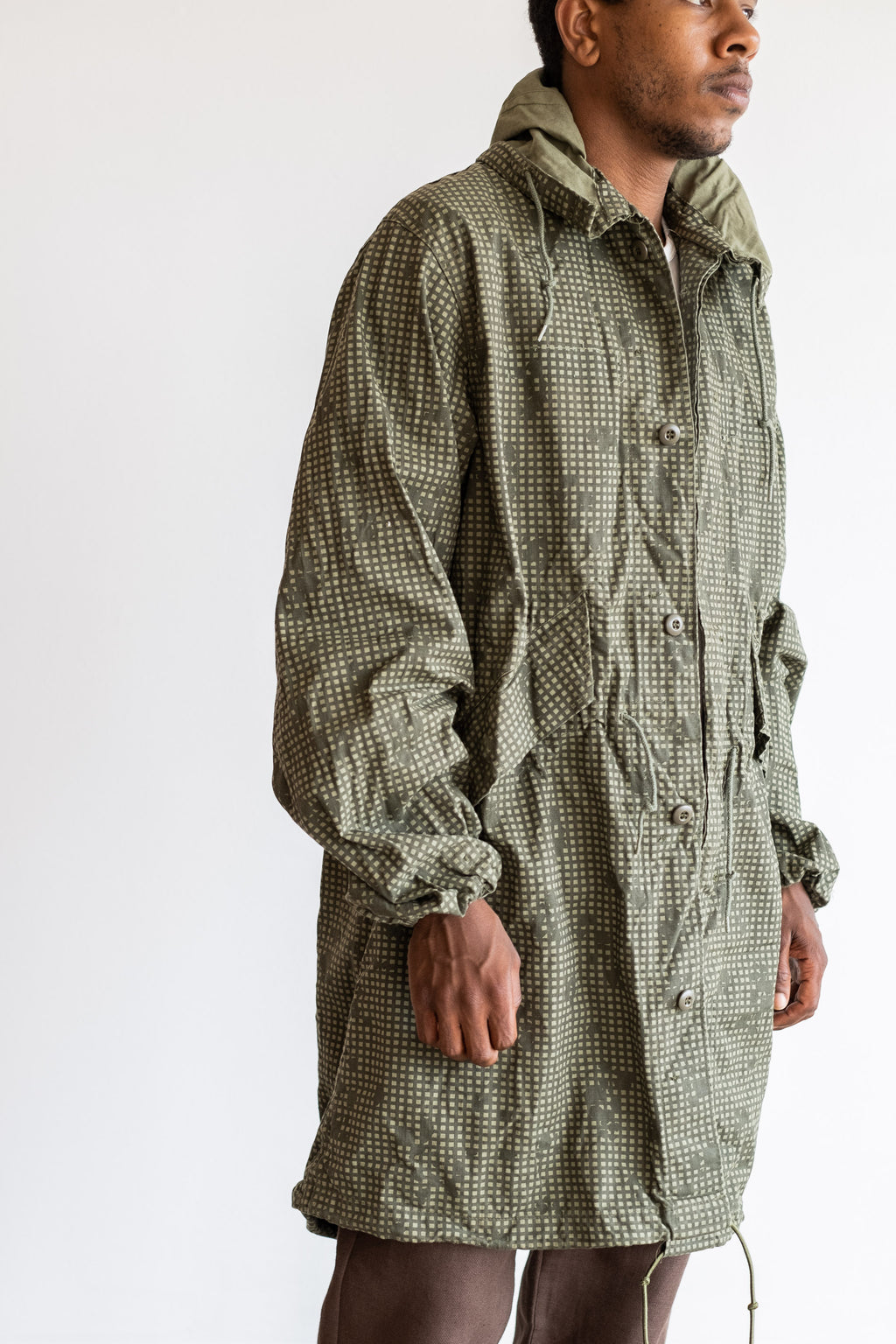 NIGHT CAMO PARKA