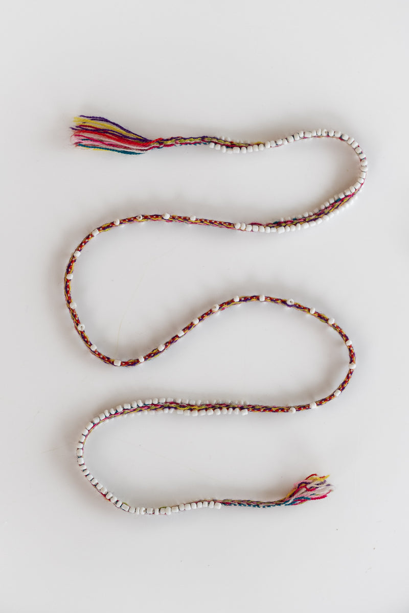 PERUVIAN BEADED STRANDS