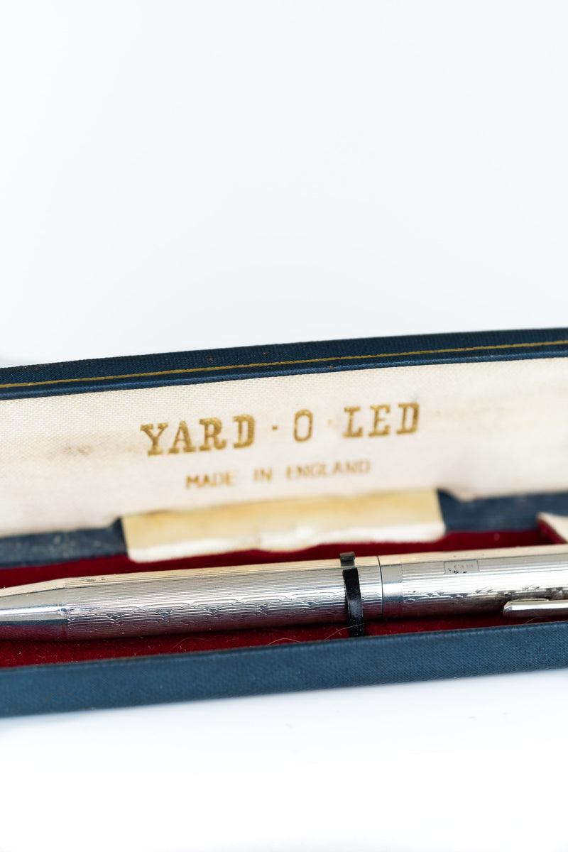 YARD O LED ANTIQUE STERLING PENCIL