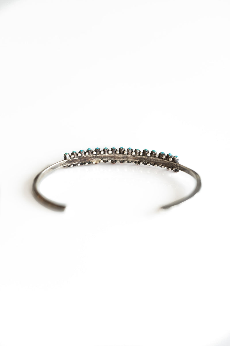ZUNI SMALL PETIT POINT CUFF