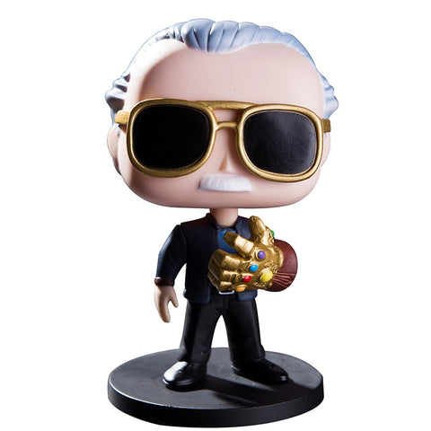 Stan Lee, The Ultimate Gauntlet Wielder | Custom POP!