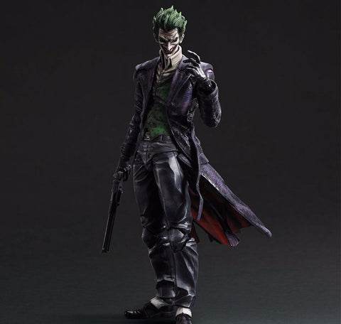 The Arkham Origins' Joker Action Figure