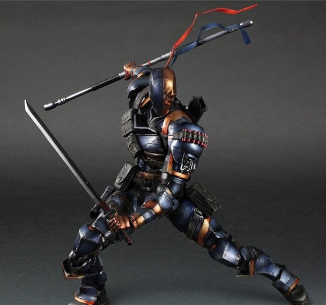 Deathstroke The Terminator Action Figure