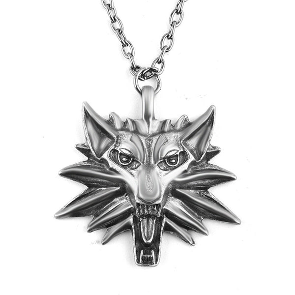 The Medallion of the Wolf | Witcher