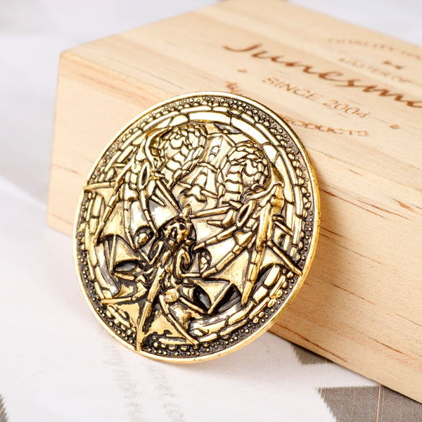 Mother of Dragon | Hand Crafted Pin