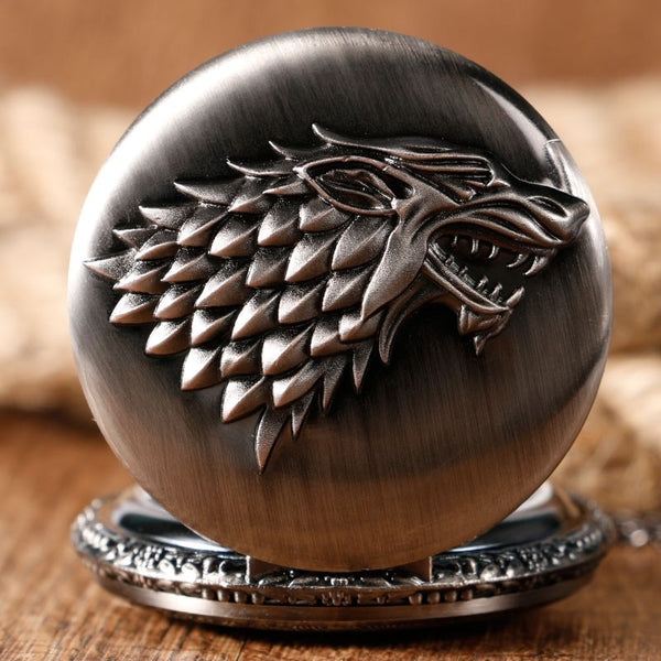 Stark Sigil | Vintage Pocket Watch