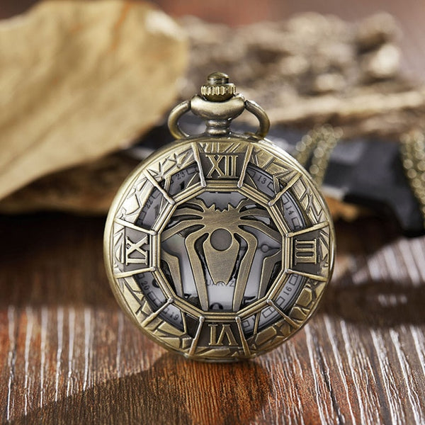 Spiderman Pocket Watch
