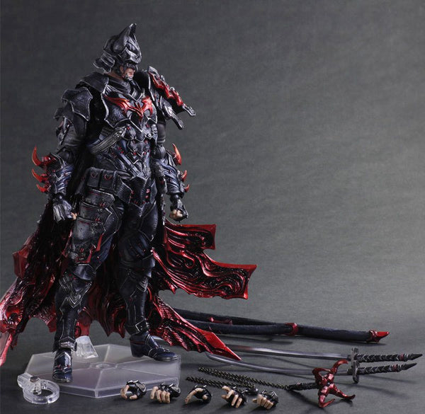 Bushido Batman Action Figure