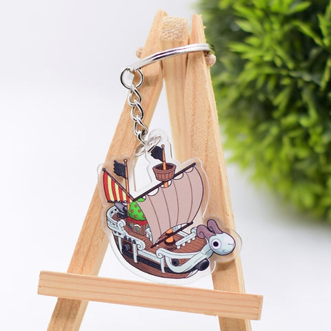 Going Merry Key Ring