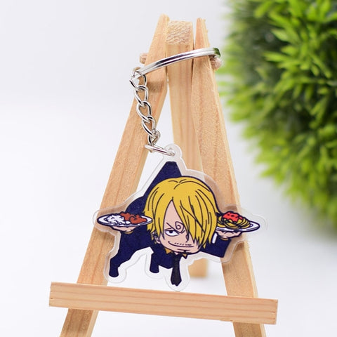 Sanji kun Key Ring