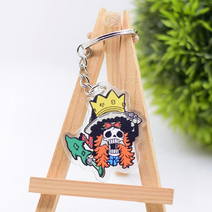 Soul King Brook Key Ring