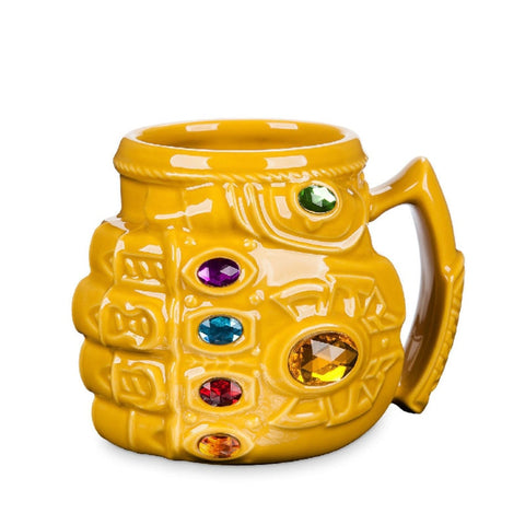 Thanos  Fist Coffee Mugs