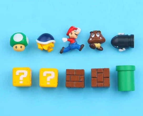 Mario Fridge Magnet Sets