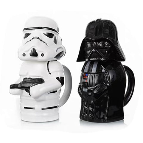 Star Wars Bobble Head Mug
