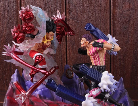 Luffy VS Katakuri | One Piece Figurine