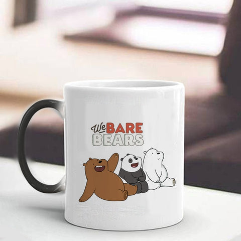 Ice Bear's Color Changing Mug : Mark 1