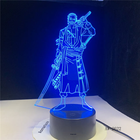 Zoro Night Lamp