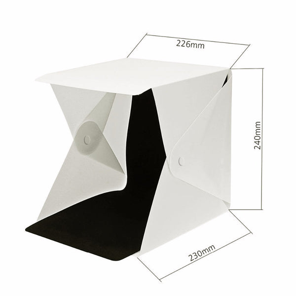 PIXISPOT™ Mini Lightbox Studio